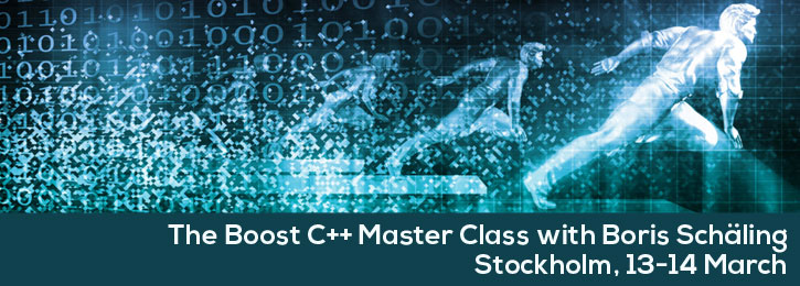THE BOOST C++ MASTER CLASS WITH BORIS SCHÄLING