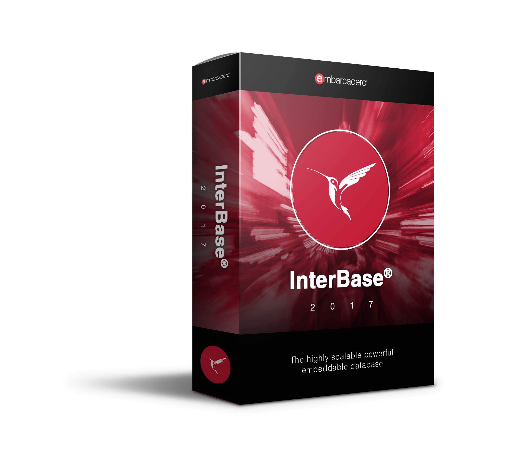 product box InterBase 2017
