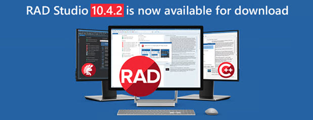 RAD Studio 10.4.2 Launch