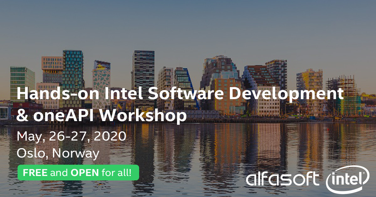 intel training oslo