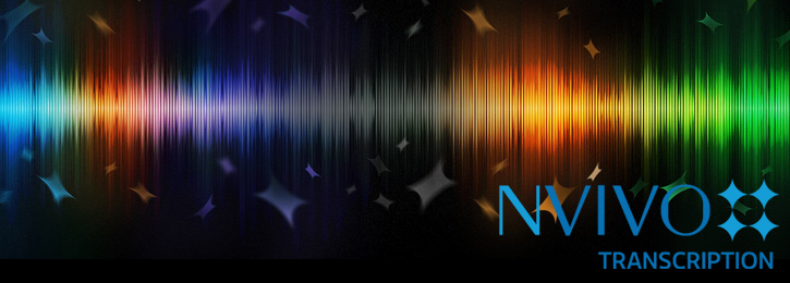 nvivo transcription banner